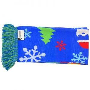 Sjaals op maat Kerst