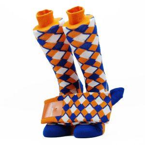Heren sokken op maat St Wervingsdagen