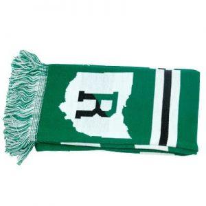 Sjaal op maat groen