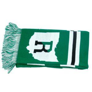 Sjaals met logo Groene sportvereniging