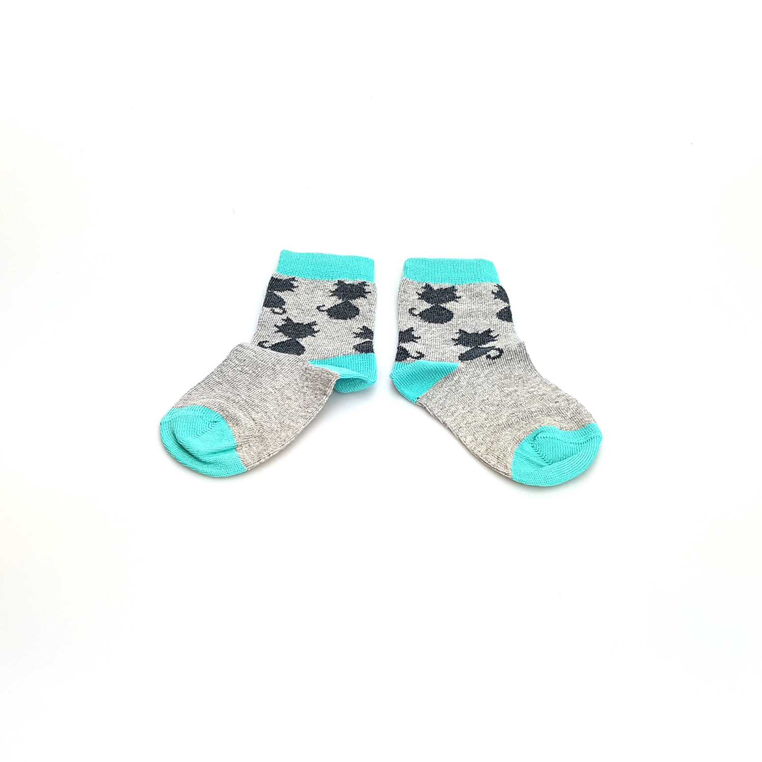 Customized Baby and Kids' socks with company logo