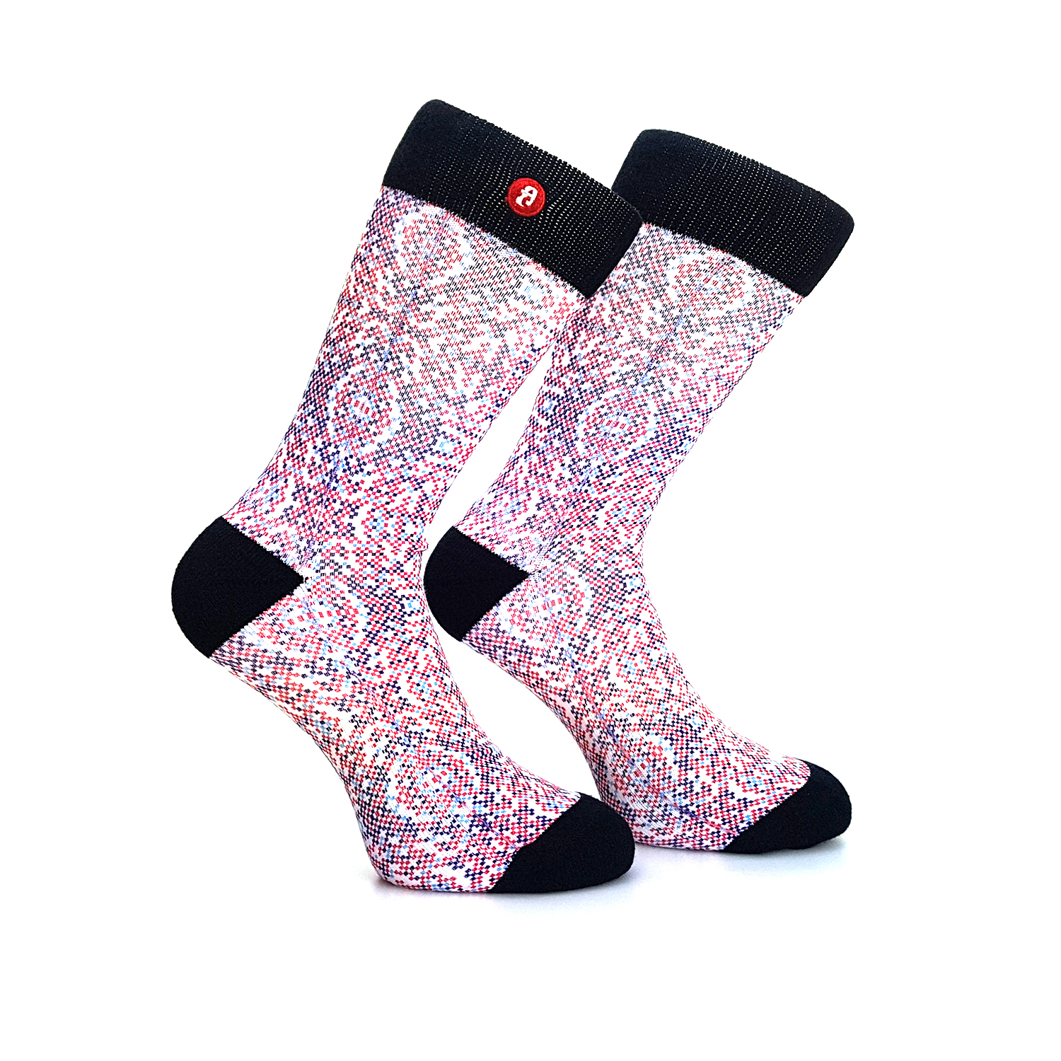 Looking for tailor made Full Colour Printed Sublimation socks. Design your own Happy socks