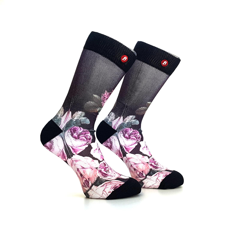 Ontwerp je eigen Sublimatie sokken met logo