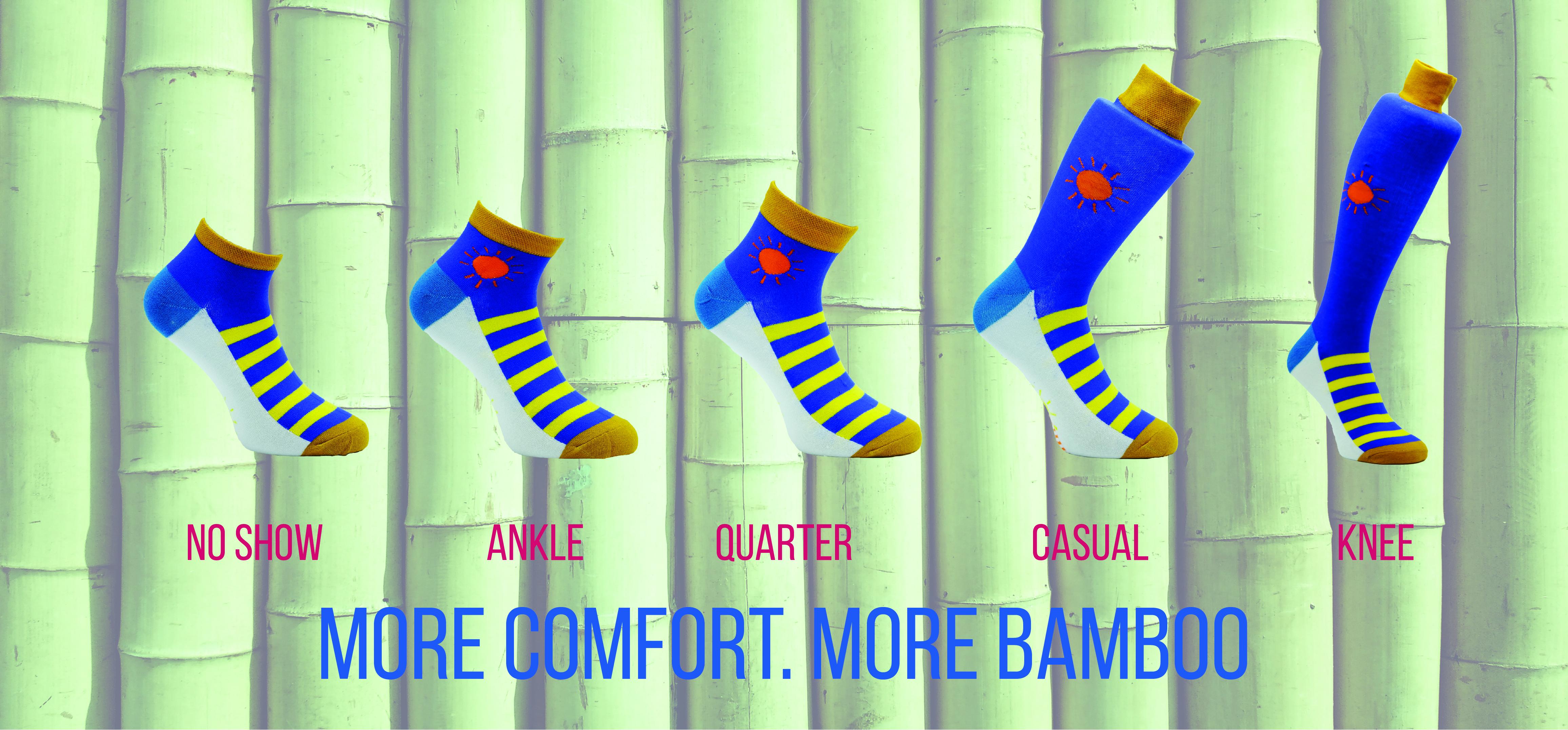 Custom made Bamboo socks