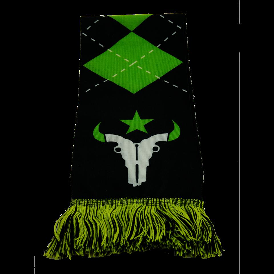 Gerecyclede Polyester Sjaals met logo