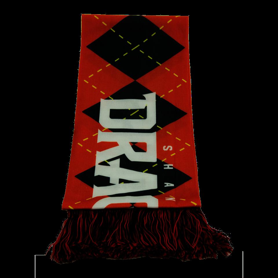 Gerecyclede Polyester Sjaals met bedrijfslogo