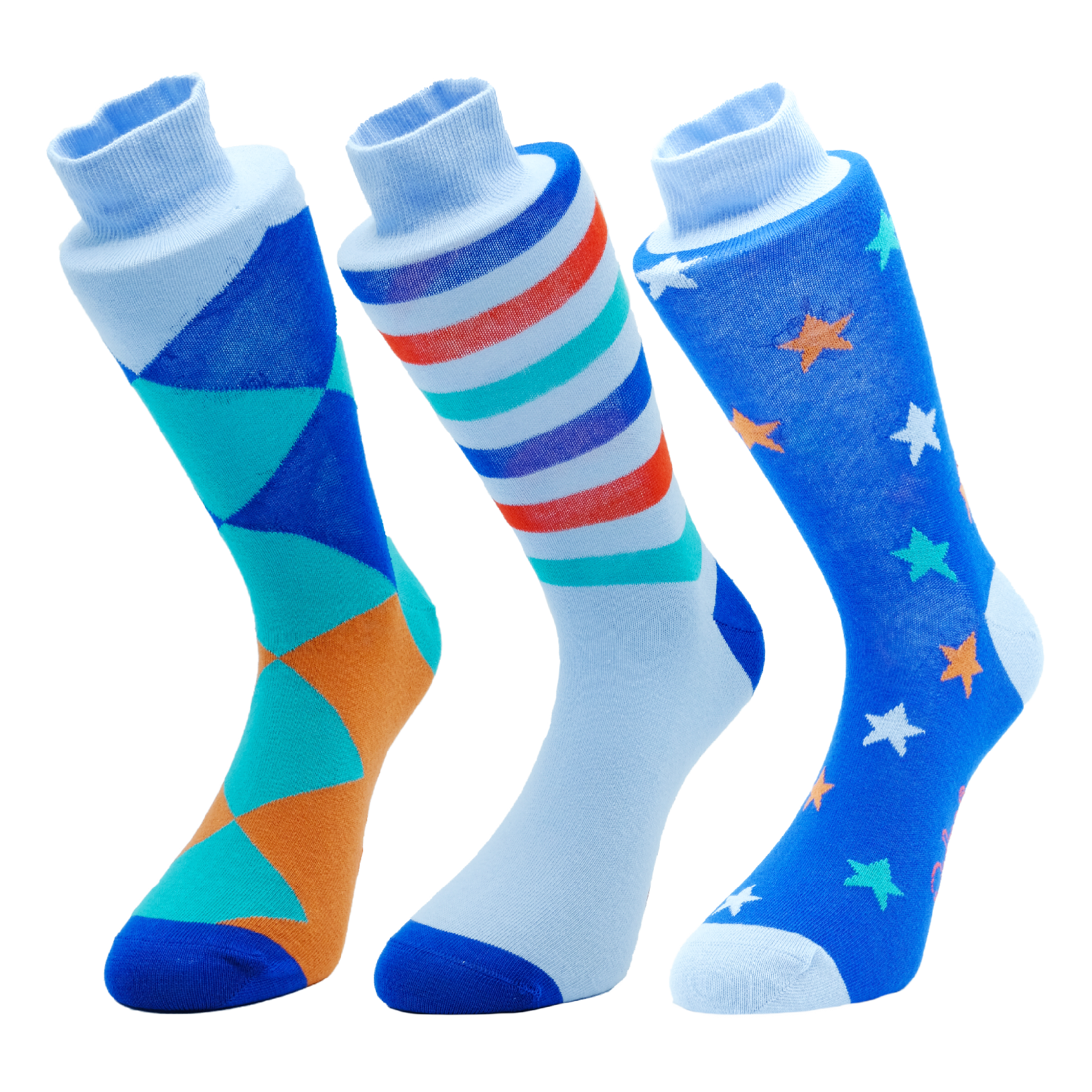 Happy Socks Socken mit Firmenlogo?