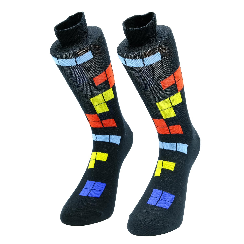 Customized Happy Socks with company logo
