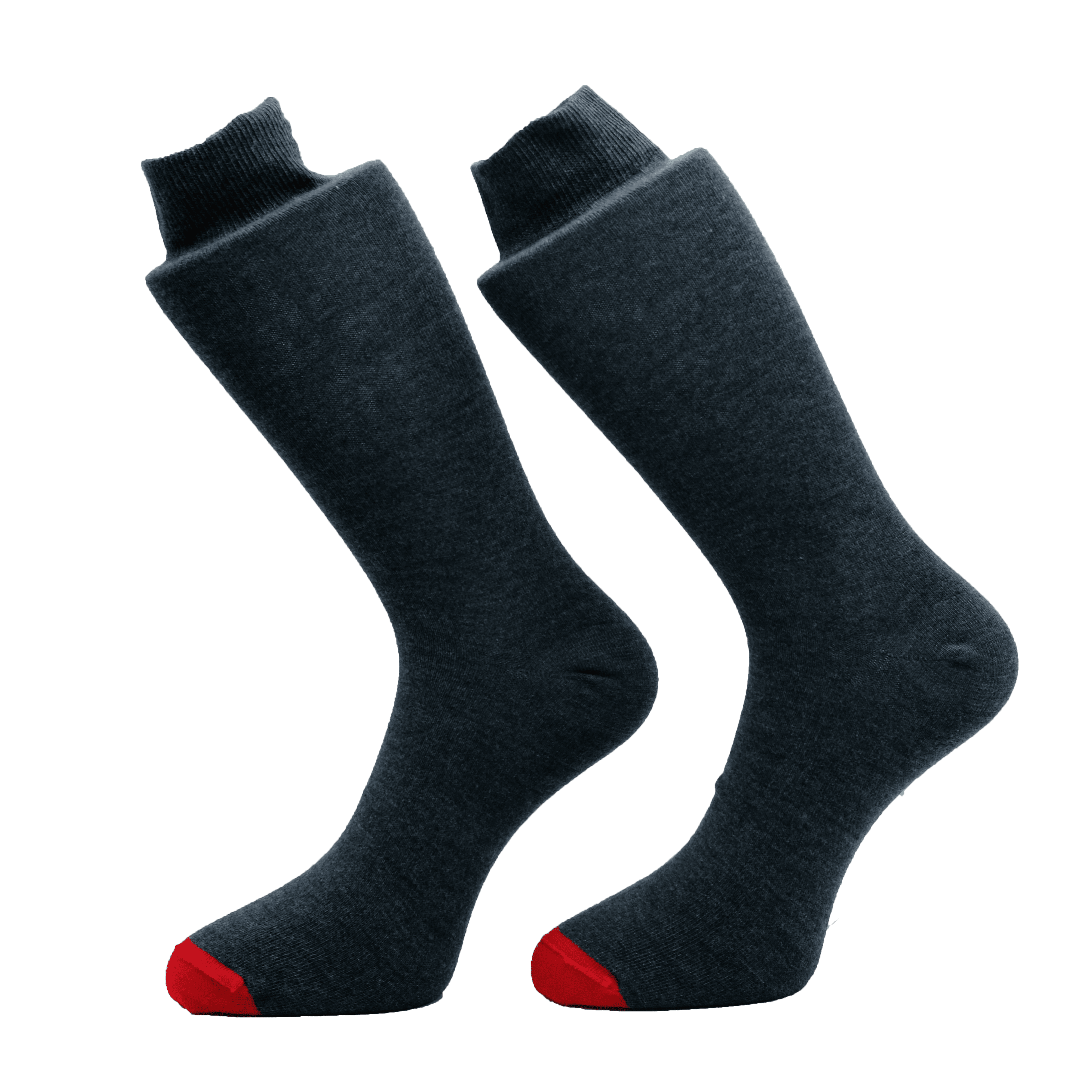 Black Business Socks