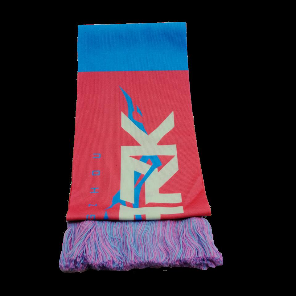 Gerecyclede Polyester Sjaals gepersonaliseerd