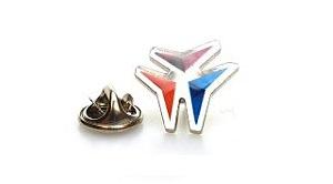 Ingekleurde Pins