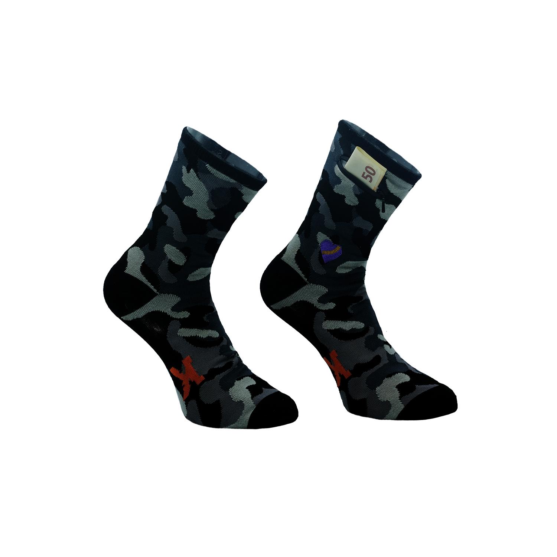 360 graden bedrukte Sokken met bedrijfslogo? Alle soorten sokken laten maken met logo