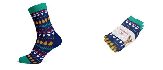 Sokken (met verpakking op maat)